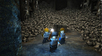 Screenshot1 - Lego Harry Potter: Years 5-7