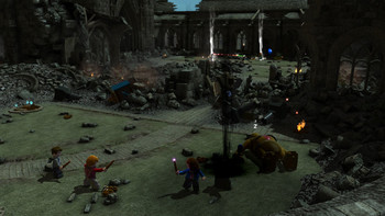 Screenshot3 - Lego Harry Potter: Years 5-7