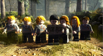Screenshot5 - Lego Harry Potter: Years 5-7