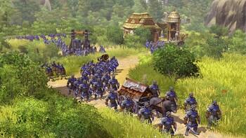 Screenshot1 - Die Siedler 6: Gold Edition
