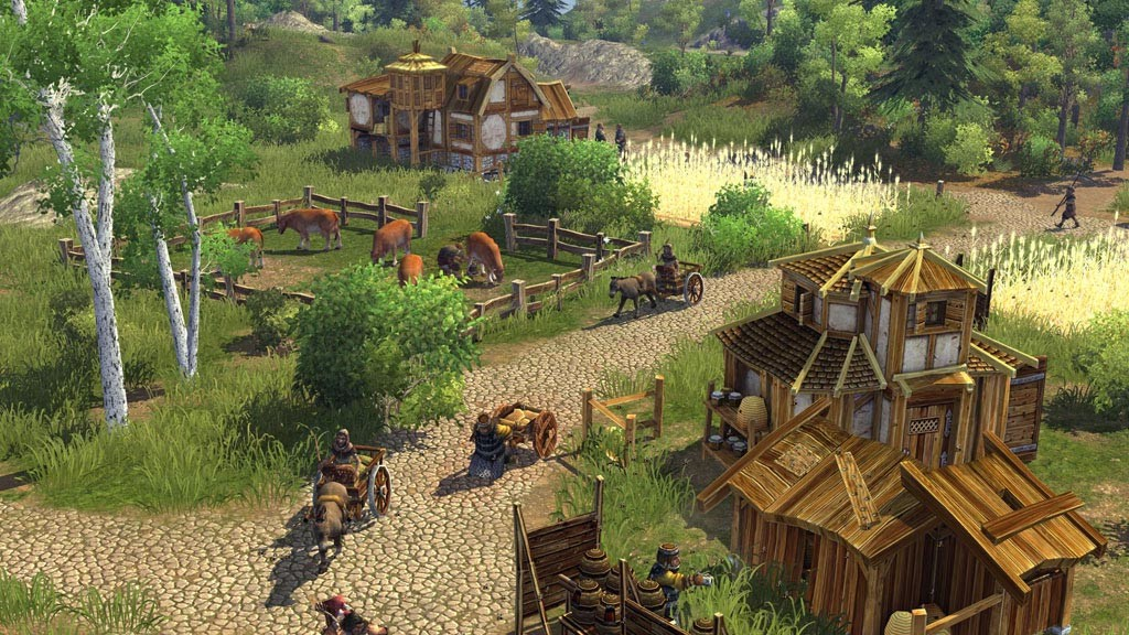 Free Pc Mmo Games With Open World Building And Adventure