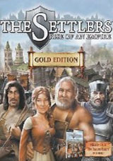 The Settlers 6 - Gold Edition - Cover