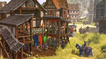 Screenshot10 - The Settlers 6 - Gold Edition