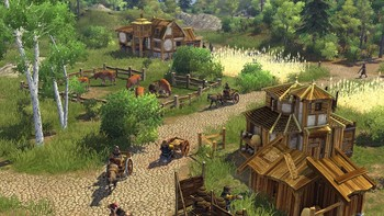 Screenshot7 - The Settlers 6 - Gold Edition