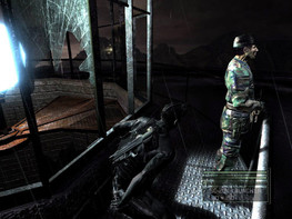 Screenshot1 - Splinter Cell Chaos Theory