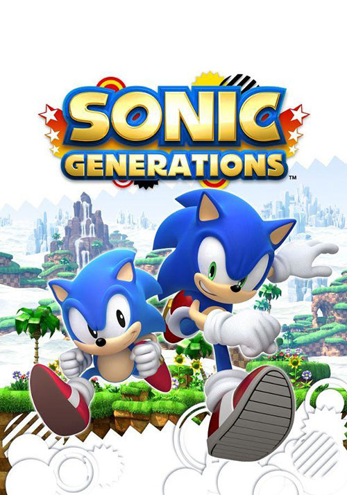Sonic Generations Collection - Cover / Packshot