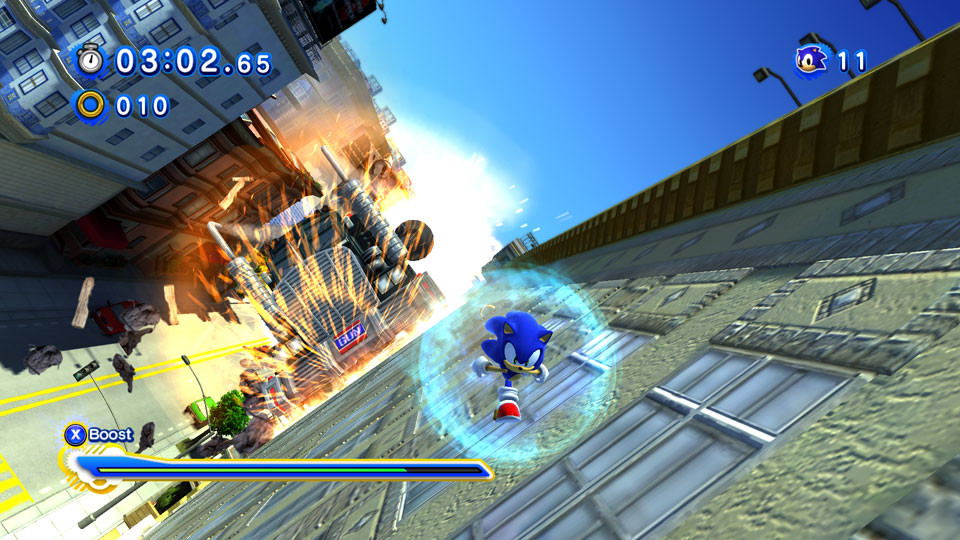 sonic generations collection steam cd key f r pc online. Black Bedroom Furniture Sets. Home Design Ideas