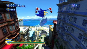 Screenshot1 - Sonic Generations Collection