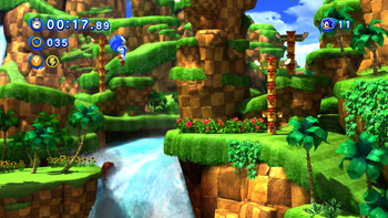 Screenshot2 - Sonic Generations Collection