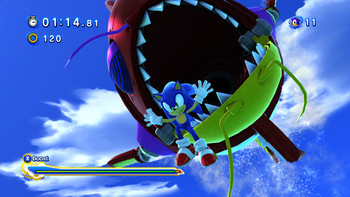 Screenshot3 - Sonic Generations Collection