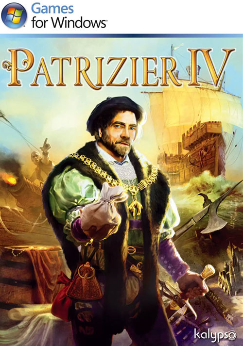 Patrician IV - Steam Special Edition - Cover / Packshot