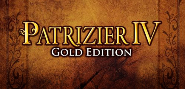 Patrizier IV - Gold Edition - Cover / Packshot