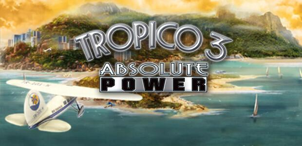 Tropico 3: Absolute Power - Cover / Packshot