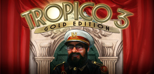 Tropico 3 Gold Edition - Cover / Packshot