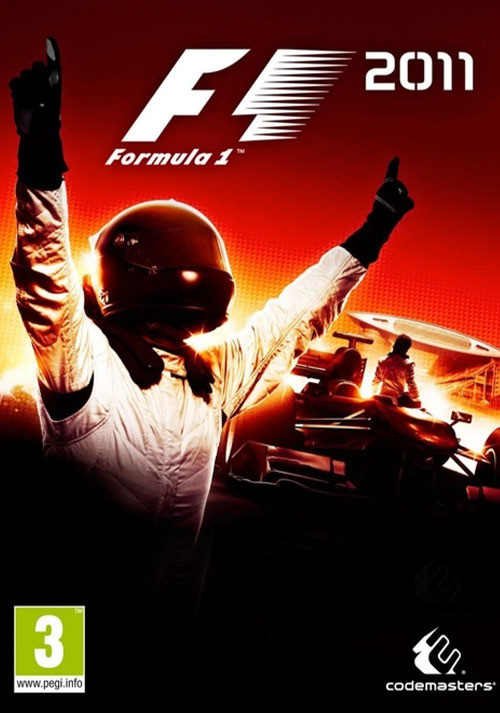 F1 2011 - Cover / Packshot