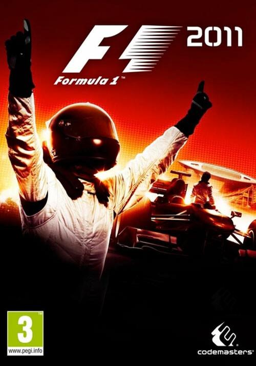 F1 2011 - Packshot
