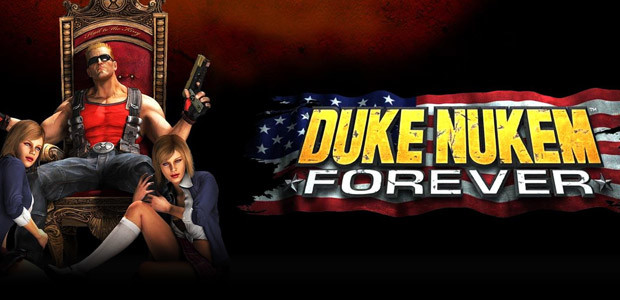 Duke Nukem Forever - Cover / Packshot