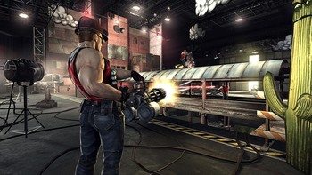Screenshot1 - Duke Nukem Forever - Hail to the Icons Parody Pack DLC 1