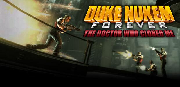 Duke Nukem Forever: The Doctor Who Cloned Me DLC 2 - Cover / Packshot