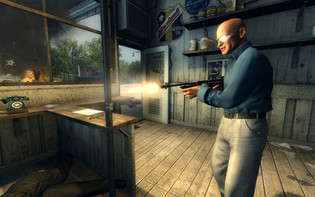 Screenshot5 - Mafia II: Jimmy's Vendetta DLC