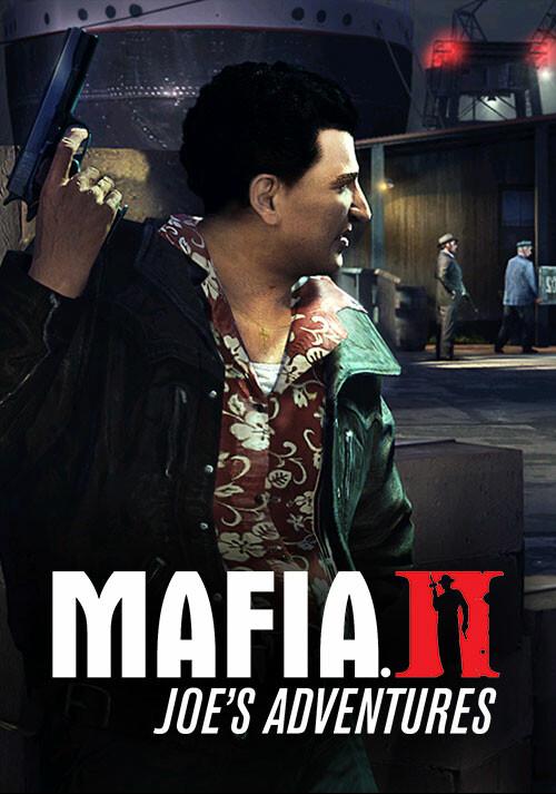 Mafia II: Joe's Adventures DLC - Cover / Packshot