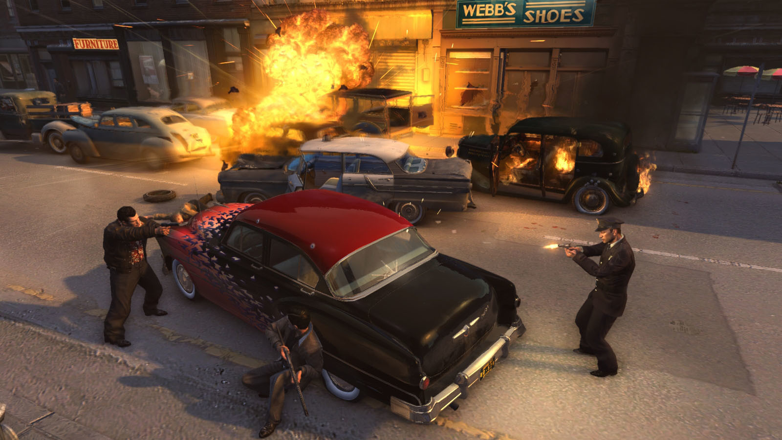 Mafia II: Digital Deluxe Edition [Steam CD Key] for PC - Buy now