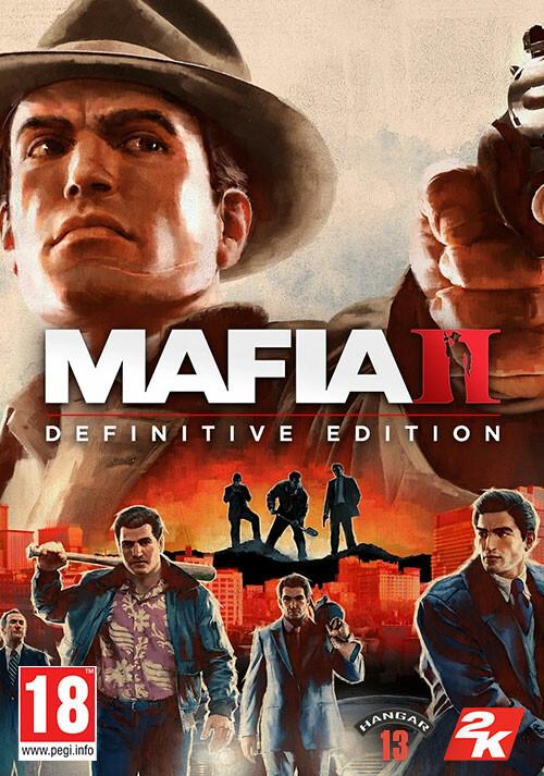 Mafia II: Definitive Edition - Cover / Packshot