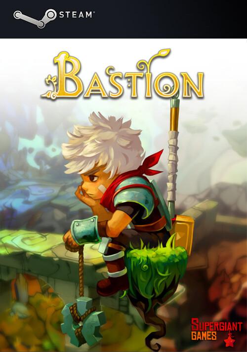Bastion - Packshot