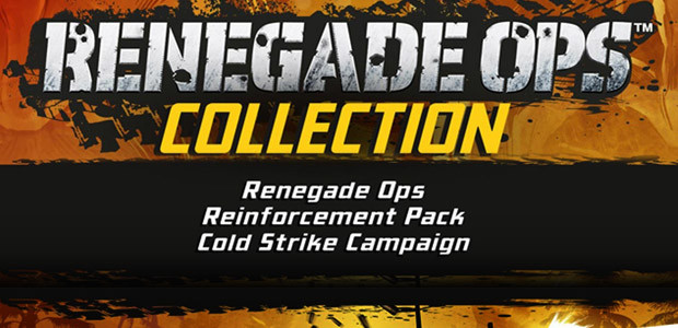 Renegade Ops Collection - Cover / Packshot