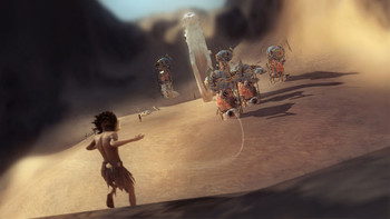 Screenshot2 - From Dust