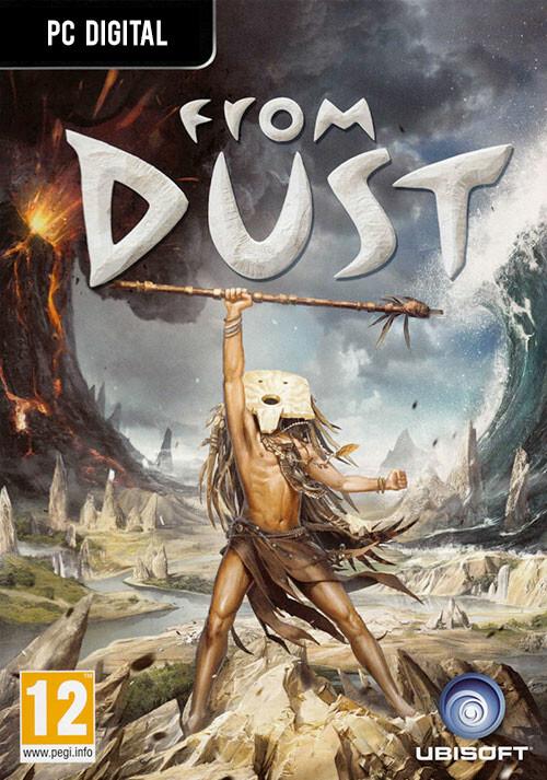From Dust - Cover / Packshot