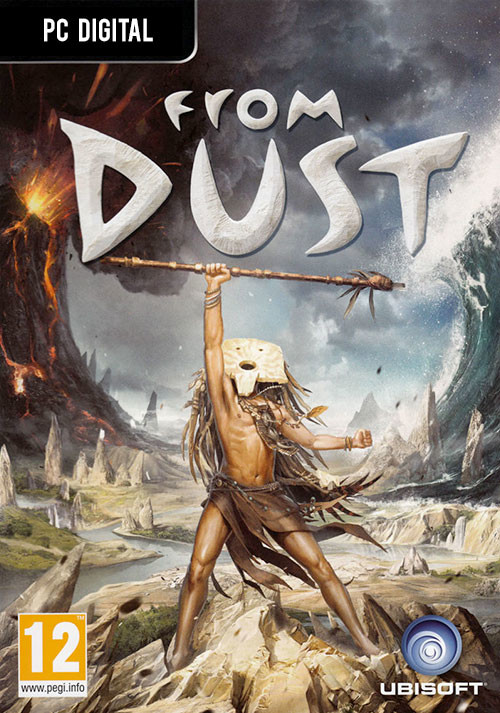 From Dust - Cover / Packshot