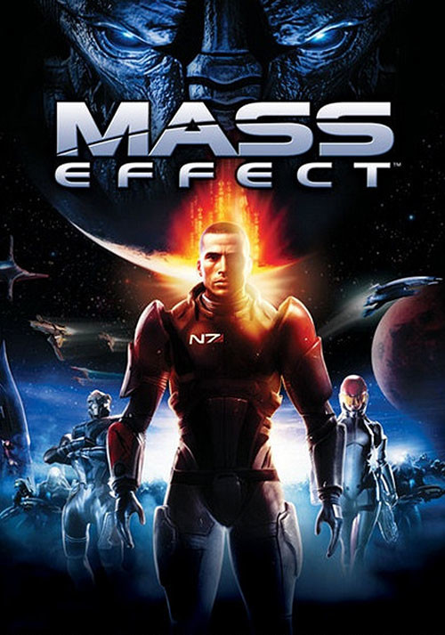 Mass Effect - Cover