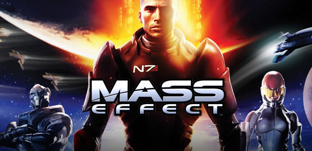 Mass Effect - Cover / Packshot