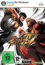 Street Fighter IV - Packshot