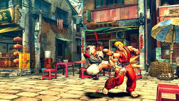 Screenshot2 - Street Fighter IV