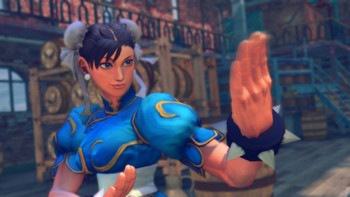 Screenshot3 - Street Fighter IV