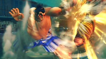 Screenshot4 - Street Fighter IV