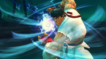 Screenshot1 - Street Fighter IV
