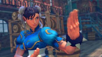Screenshot3 - Street Fighter IV
