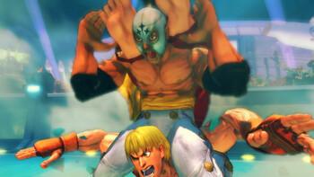 Screenshot5 - Street Fighter IV