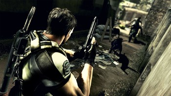 Screenshot4 - Resident Evil 5