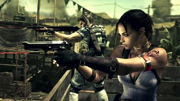 Screenshot1 - Resident Evil 5
