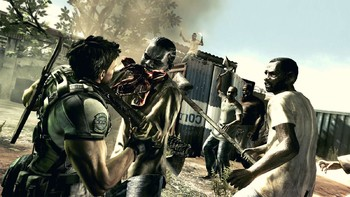 Screenshot2 - Resident Evil 5