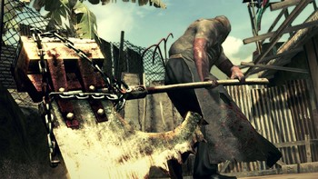 Screenshot3 - Resident Evil 5