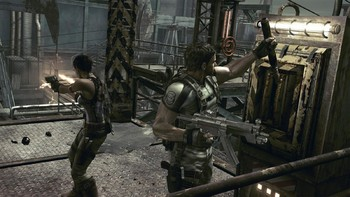 Screenshot5 - Resident Evil 5