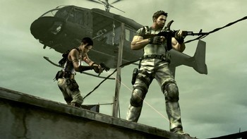 Screenshot6 - Resident Evil 5