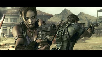 Screenshot7 - Resident Evil 5