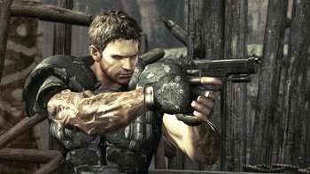Screenshot2 - Resident Evil 5 - UNTOLD STORIES BUNDLE