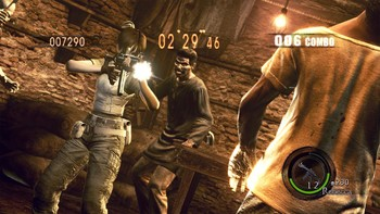 Screenshot1 - Resident Evil 5 - UNTOLD STORIES BUNDLE
